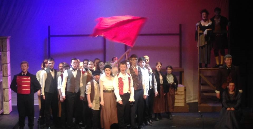 EMUS Les Miserables School Edition February 2014